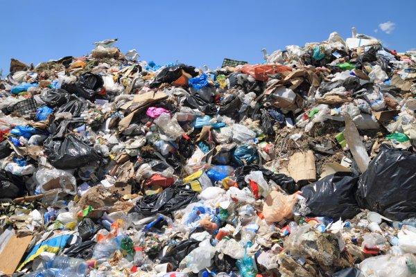 Afhentning af affald